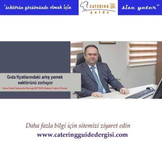 #bursa #topluyemek #yemek #edt #catering #cateringguide #cateringguidedergisi