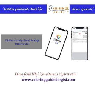 #efatura #cateringguidedergisi #topluyemek #catering www.cayetingguidedergisi.com