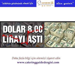www.cateringguidedergisi.com #dolar #euro #piyasa #ekonomi #catering ##cateringservice